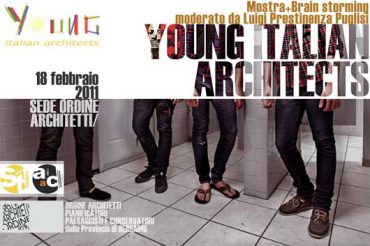 YOUNG ITALIAN ARCHITECT mostra Bergamo
