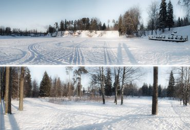 Siverskii park